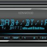 KENWOOD KMM BT504DAB
