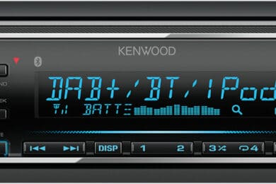 KENWOOD-KMM-BT504DAB