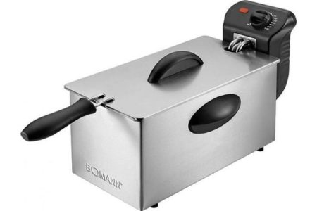 bomann-fr-2264-cb-inox-frituurpan-met-koude-zone-technologie