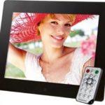 intenso mediagallery digitale fotolijst met videofunctie en hoge resolutie 97 inch