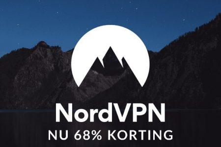 nordvpn korting 1