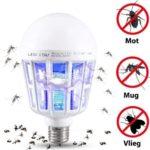 2 in 1 anti muggen insecten lamp