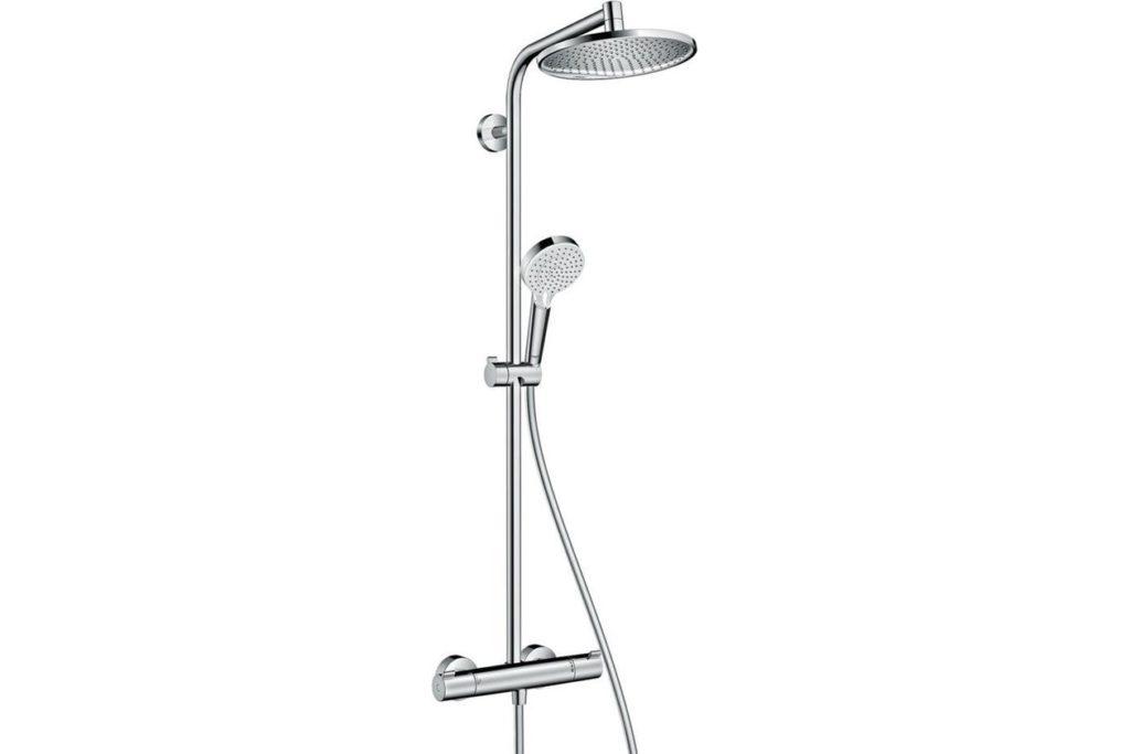 hg-crometta-s-240-showerpipe-chrome