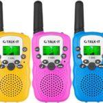 talk it walkie talkie voor kinderen