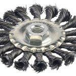 silverline roterende staalborstel 100 mm 2