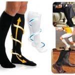 compressie sokken voor hardlopen en reizen