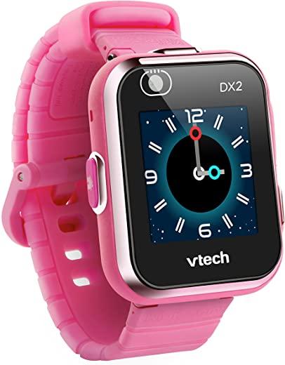Vtech Kidizoom Smart Watch DX2, Kindersmartwatch Duitse uitvoering, Roze