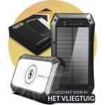 surge solar powerbank 20 000mah