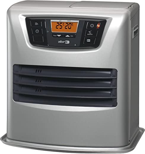 Zibro LC-320 Laserkachel, 19-48 m2, Zilver